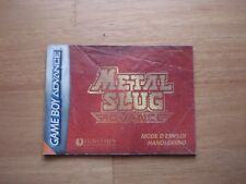 metal slug advance MANUAL only