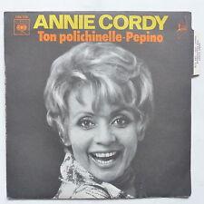 ANNIE CORDY Ton polichinelle / epino  cbs 7210