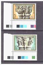 Espagne 1978 art de Noël lumineux de circulation neuf sans charnière Comme neuf Set SG2539-2540