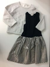 Miss Grant Dress And Jumper Size 38 Age 10 Years Vgc