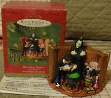 """2001 Hallmark Keepsake Harry Potter """"The Potions Master"""" Xmas Ornament FREE S/H"""