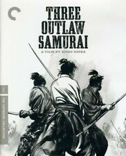Three Outlaw Samurai (The Criterion Collection) Blu-ray
