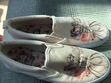 Ladies Disney Size 5 Shoes  Beauty And The Beast .