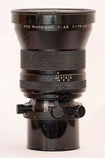 PCS Rolleigon 4,5 / 75mm HFT #8094526 für Rolleiflex SL 66 /X/E/SE