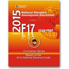 F17 National Standard Journeyman Electrician Questions Workbook ICC Exam 2015