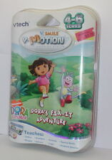 Vtech Vsmile Pocket Learning System Game Dora's Fix It Adventure