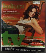 KATIE HOLMES  mag.2007   Sting, Rene Pollesch, Peter Esterhazy