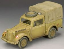 KING & COUNTRY EIGHTH ARMY EA056 BRITISH AUSTIN LIGHT UTILITY TRUCK MIB