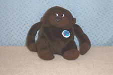 "4.5""  PLANET HOLLYWOOD PLUSH BEANIE SOUVENIR GEORGE the GUERILLA 1997"