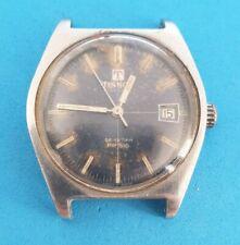 Vintage Tissot Seastar Pr516manual caliber 782-1 watch model 41516-13x for parts