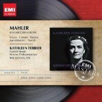 FERRIER/WALTER/MOORE/+ - KINDERTOTENLIEDER  CD CHOR NEW+ HÄNDEL/GLUCK/MAHLER