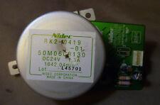 HP RK2-0419 LaserJet 1320 unidad motor 24VDC Completamente Funcional