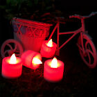 Flickering Flameless LED Tealight Flicker Tea Candle Light Xmas Party Wedding