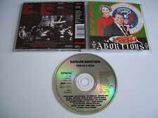 DAYGLO ABORTIONS Feed Us a Fetus CD 1986 MEGA RARE COLLECTIBLE SPV LOW-PRICE!!!