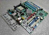 Original Genuine MSI MS-6747 VER:1 Socket LGA 478 DDR1 Motherboard w Backplate