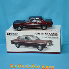 1:18 Classics - Ford XT GT Falcon - Vintage Burgundy - only 550 made 18679
