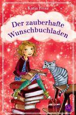 Der zauberhafte Wunschbuchladen. Band 1. Mit Illustrationen von Florentoin 89071