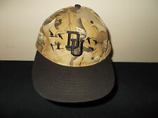 Ducks Unlimited Hunting Camouflage Conservation strapback buckleback hat sku3