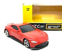 Aston Martin Vantage 2018 Red Diecast Scale 1/64 (Approx 2.5 inches) RMZ City