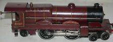 HORNBY O GAUGE  CLOCKWORK ROYAL SCOT LOCO IN LMS RED LIVERY