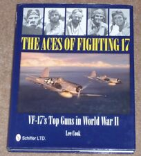 THE ACES OF FIGHTING 17 - LEE COOK - VF-17's Top Guns in World War II