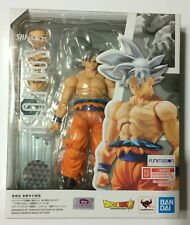 IN STOCK! S.H.Figuarts Son Goku Ultra Instinct Figure dragonball super US SELLER