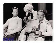 Jean Harlow Director Victor Fleming RARE Photo Bombshell John Lee Mahin candid
