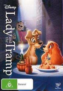 LADY AND THE TRAMP 1 : NEW Disney DVD