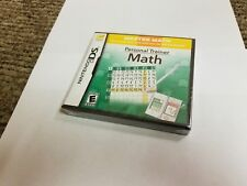 PERSONAL TRAINER MATH NINTENDO DS new sealed