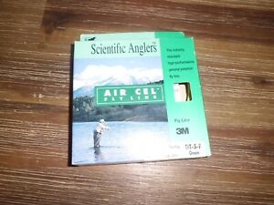 Scientific Anglers Air Cel Green DT-5-F Fly Line- 82 ft.