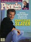 Christian Slater Raymond Burr Perry Mason People Magazine Sept 27 1993