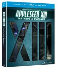 Appleseed Xiii: Tartaros & Ouranos [New Blu-ray] With DVD