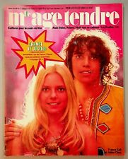 FRANCE GALL & JULIEN CLERC - Mlle AGE TENDRE n° 68 - 1970