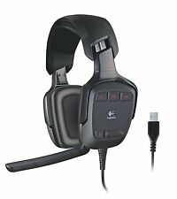 NUOVO LOGITECH G35 Surround Sound USB Cuffie Gaming-computer, PC, Dolby 7.1