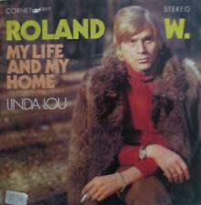 "7"" 1971 CORNET RAR MINT-! ROLAND W. My Life And My Home"