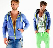 VSCT Luxury Athletic Jacke Sweatjacke Pullover Hoodie with Contrast