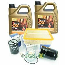 Discovery 2 TD5 & Defender TD5 Engine Service Kit MAHLE Filters With QX Oil