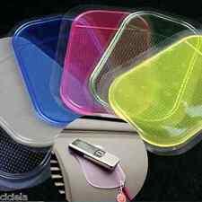 Hot 5Pcs Car Magic Grip Sticky Pad Anti Non Slip Mat Dash Cell Phone Holder