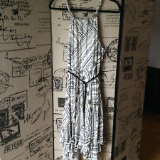 Luxology Elephant Print Dress Size 10