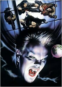 The Lost Boys Classic Movie Large Poster Art Print Maxi A1 A2 A3