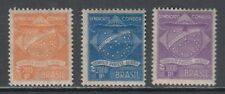 Brazil 1CL2 1CL5-1CL6 F/VF LH 1927 Condor Syndicate Air Post Stamps