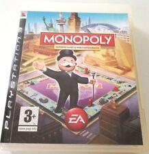 MONOPOLY GIOCO PS3 PLAYSTATION 3 OTTIMO UK SPED GRATIS SU + ACQUISTI!