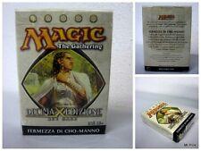 MAGIC The Gathering MTG Decima X Edizione Mazzo Deck FERMEZZA DI CHAO MANNO New