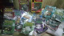 44 X  Treasures of the Earth Magazines, Rocks, Gems,sealed with Gems