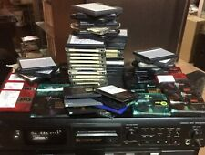 Bundle SONY MDS-JE500 MINIDISC-DECK Recorder + 65 Mini Discs with Music
