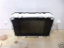 GENUINE FOCUS + C MAX RADIO STEREO LCD DISPLAY SCREEN AM5T-18B955-BG 2011 - 2012