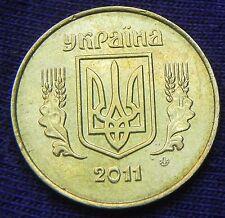"""UKRAINE """"25 KOPIYOK 2011 """" Rare Antique Coin"""