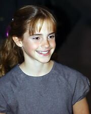 EMMA WATSON 8X10 CELEBRITY PHOTO PICTURE YOUNG CANDID 11