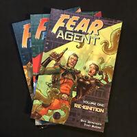 Fear Agent TPB Lot Of (3) Volumes 1-3 2006 Dark Horse