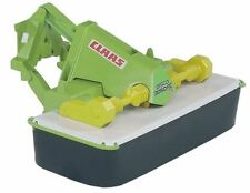 NEW BRUDER CLAAS FRONT DISC MOWER 3050 FARMING SCALE 1:16 GERMANY TOY VEHICLES